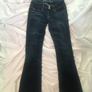American Eagle Artist jeans 00